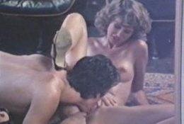 Ретро порно орального секса
