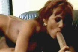 Ретро порно с классной девушкой