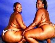Толстые негритоски лесбиянки